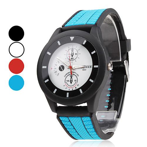 Аналоговые кварцевые часы унисекс (разные цвета)  214.000