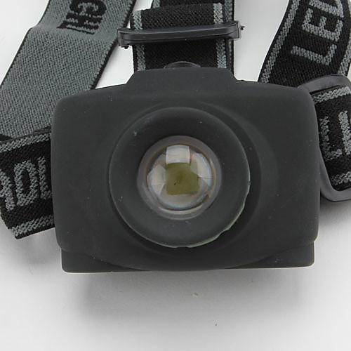 Регулировка угла наклона зум 3-Mode Cree XR-E Q5 светодиодных фар (3xAAA)