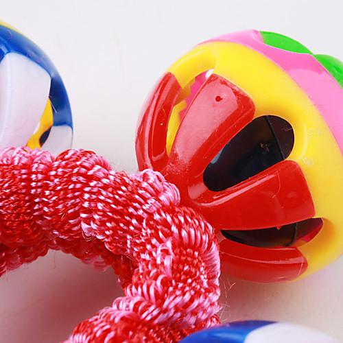 пластиковая нога запястье колокола детей музыке игрушка  107.000