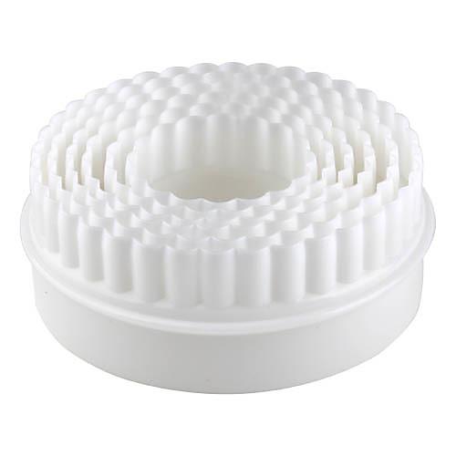 Инструменты для выпечки пластик Торты Формы для пирожных 1шт