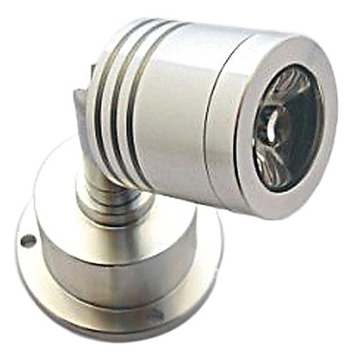 3W 195LM 3000-3500K теплый белый свет Светодиодный прожектор стене зеркало винный шкаф Лампа (AC85-265V)