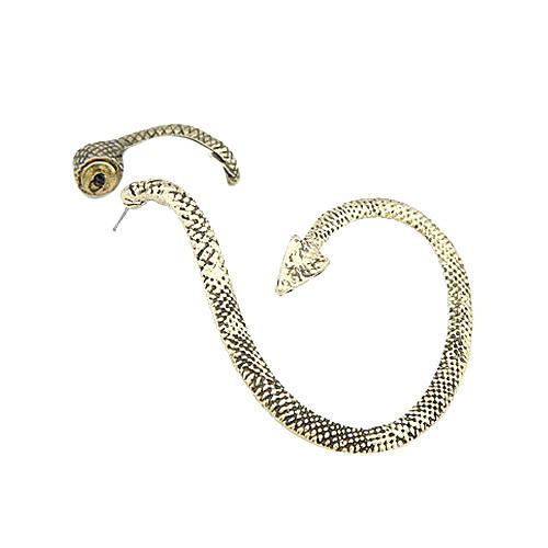 небольшая змея обмотки серьги  102.000