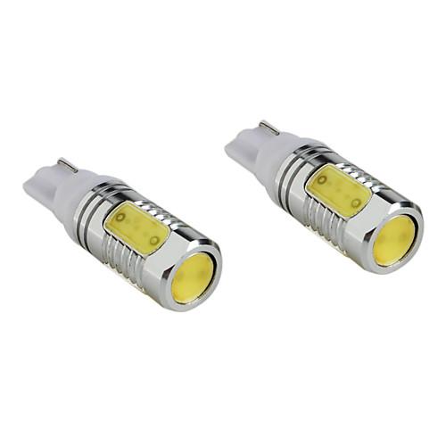 t10 6w белые лампочки на ширину автомобиля / Поворотники сигнал (2-Pack, DC 12V)  386.000