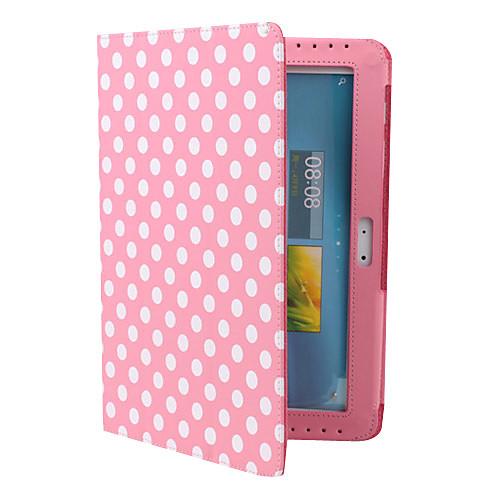 Защитный ретро чехол из кожзама с подставкой для Samsung Galaxy Tab2 10.1 P5100  1159.000