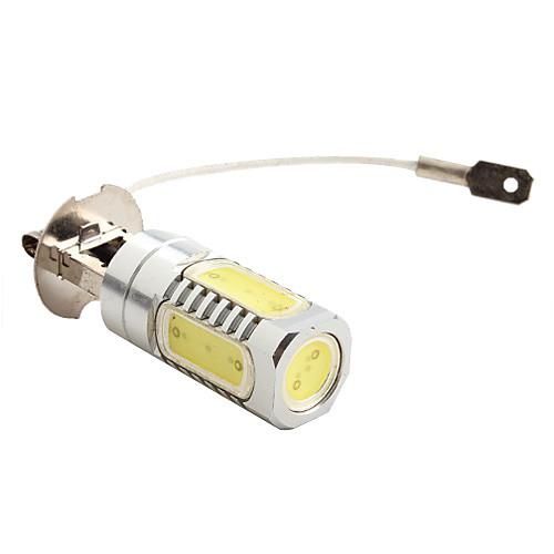 H3 7.5W 600LM 7000-8000K Белый свет Мощные светодиодные лампы для автомобилей лампы (DC 12V) h3 led белый dc 12v день вождения 7 5 вт super car противотуманные фары лампочки авто