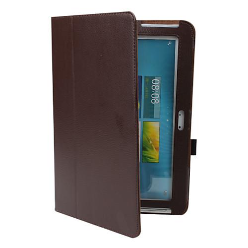 Защитный чехол-подставка из кожзама для Samsung Galaxy Note 10.1 N8000  644.000