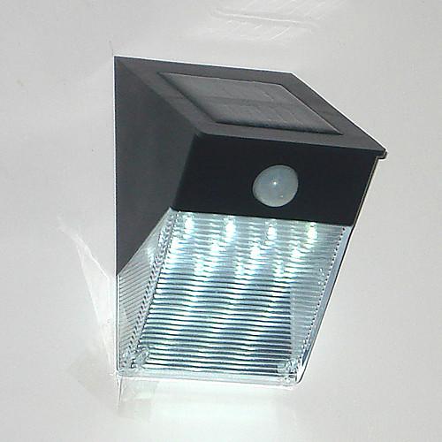 Настенная светодиодная лампа с датчиком движения (12 белых светодиодов)
