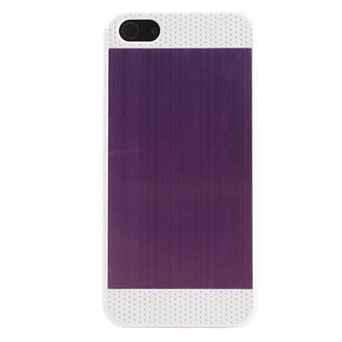 Корпус из белого алюминия край для iphone 5/5s (разных цветов)  214.000