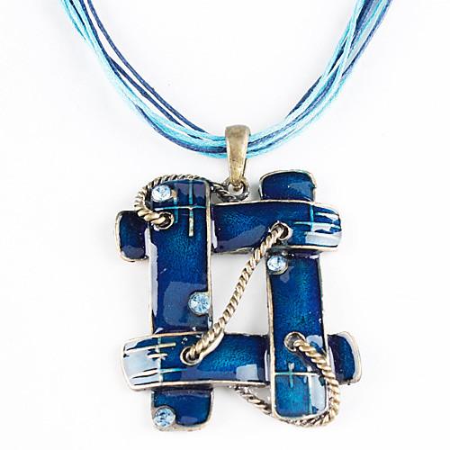 Деррик Металл Нефть капельного Серьга Nacklace костюм  308.000