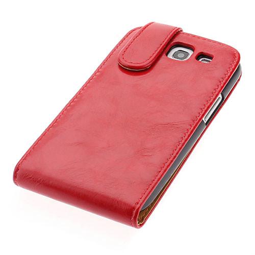 Светлая кожа PU кожаный чехол для Samsung Galaxy I9300 S3 (разных цветов)  386.000