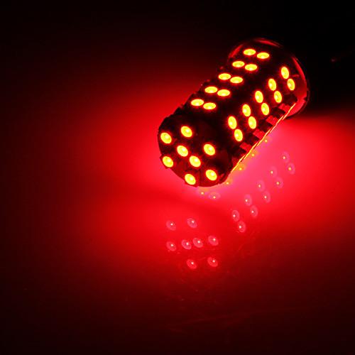 1157 3W 68-SMD 240-270LM Красный свет Светодиодные лампы для автомобилей лампы тормоза (12)  128.000