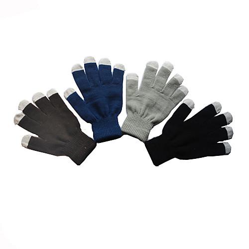 Чувствительные перчатки для iPhone, iPad и прочих устройств с сенсорным дисплеем  214.000