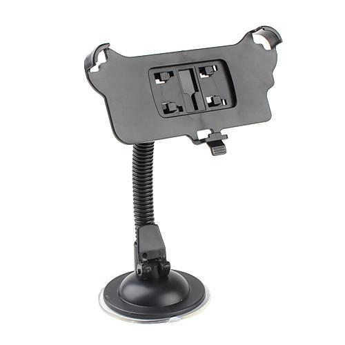 регулируемые и гибкие лобовое стекло автомобиля держатель для iphone 5 (черный)  300.000
