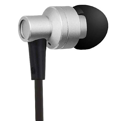 Kanen естественный звук комфорт в ухе наушник ж / микрофон для iphone 6 iphone 6 плюс  644.000