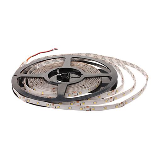Светодиодная водонепроницаемая гирлянда 5 м 300x3528 SMD теплый белый свет (12 В)  642.000