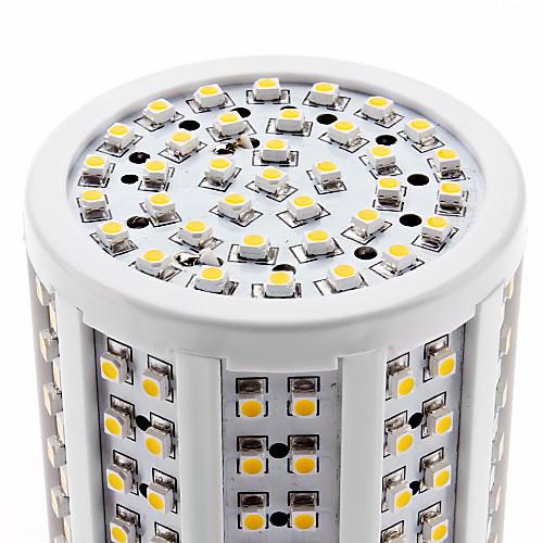 Светодиодная лампа-кукуруза E27 12 Вт 216x3528 SMD 1100-1200 лм 2700-3200 K теплый белый свет (220-240 В)  889.000