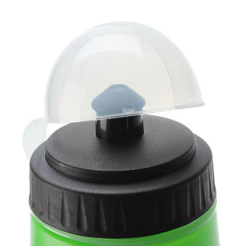 Велоспорт Спорт бутылку воды - Зеленая (750мл)  214.000