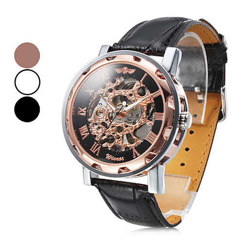 Часы Skeleton Winner - отзывы - otzyvypro