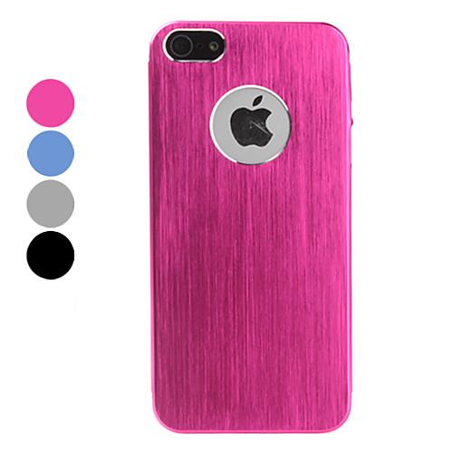 ультратонкий алюминиевый корпус для iphone 5/5s (разных цветов)