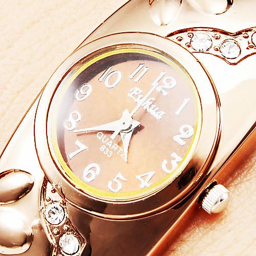 женщин часы браслет стиль с алмазной украшения  214.000