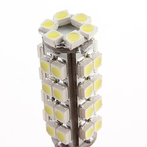 Светодиодная точечная лампа G4 2,5 Вт 38x3528 SMD 230 лм 5500-6500 K естественный белый свет (12 В)  85.000