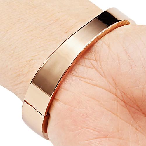 Женские кварцевые часы-браслет из металлического сплава (бронзовый цвет)  300.000
