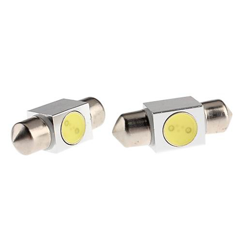 31mm Автомобиль Лампы Высокомощный LED 70-90lm Светодиодная лампа Внутреннее освещение For Универсальный цена