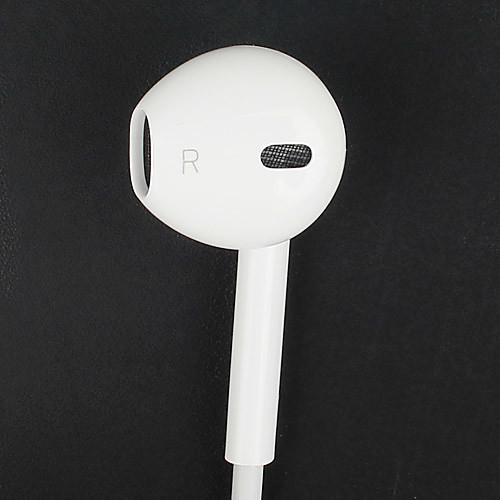 розничная упакованы стерео наушники-вкладыши для мобильный 6 iPhone 6 плюс (белый, 115 см)  558.000