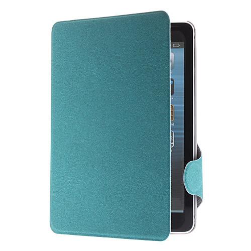 Чехол в ретро дизайне с подставкой и вырезом для флэш карты на iPad mini из кожзама  644.000