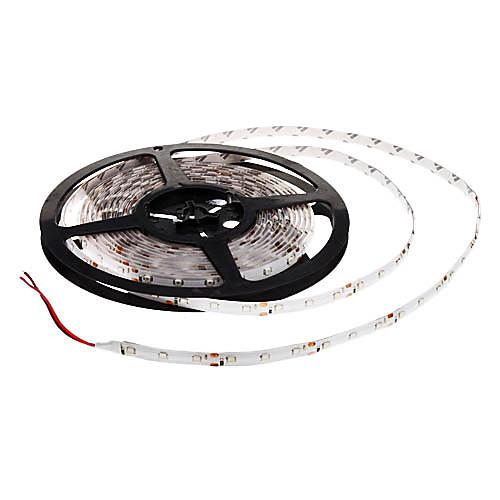 ZDM 1x5M 5 метров Гибкие светодиодные ленты 300 светодиоды Красный Можно резать Водонепроницаемый Декоративная 12V 1шт