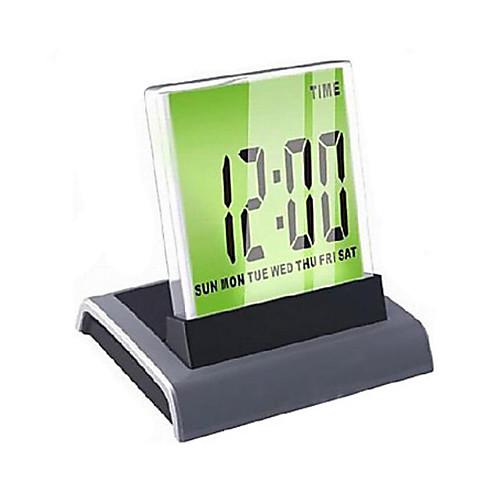 Цифровые часы будильник/календарь/термометр (3хААА)  429.000