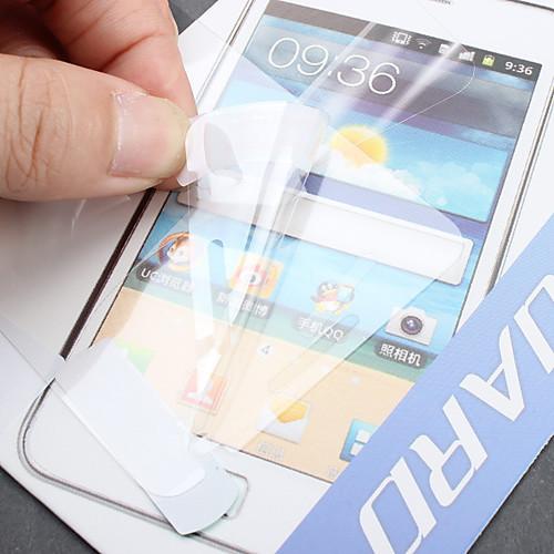Защитные Матовый экран протектор с Ткань для очистки для Samsung Galaxy S2 I9100  171.000