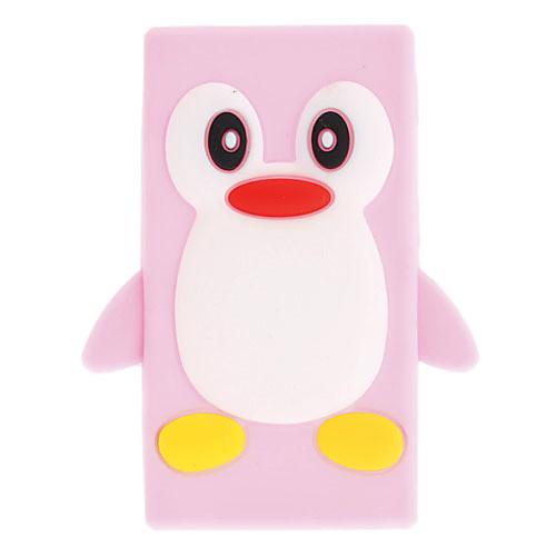 Прекрасный мультфильм Пингвин дизайн Мягкий чехол для Ipod Nano 7 (разных цветов)  128.000