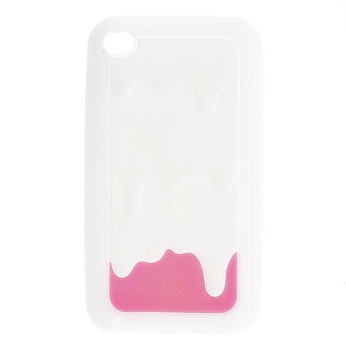 3D Design Ice-Cream План Мягкий чехол для Ipod Touch 4 (разных цветов)  171.000