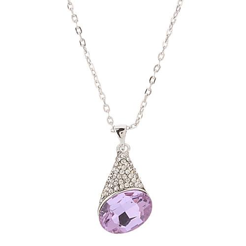 Изысканная Модный Полностью драгоценных кристаллов ожерелья  214.000