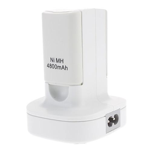 Беспроводной контроллер Двойной Зарядное устройство с 2 аккумуляторных батарей для Xbox 360  814.000