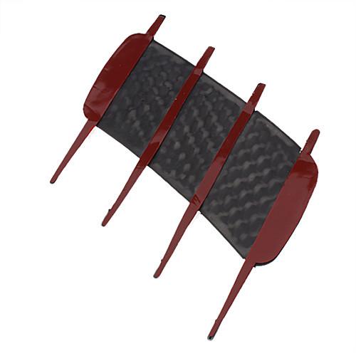 2-частей Универсальный автомобильный Air Vent Моделирование Декоративные наклейки  730.000