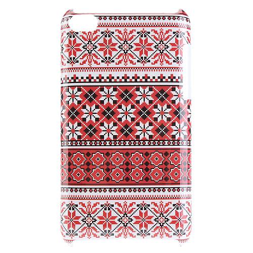 Текстильный дизайн Жесткий чехол для Ipod Touch 4  128.000