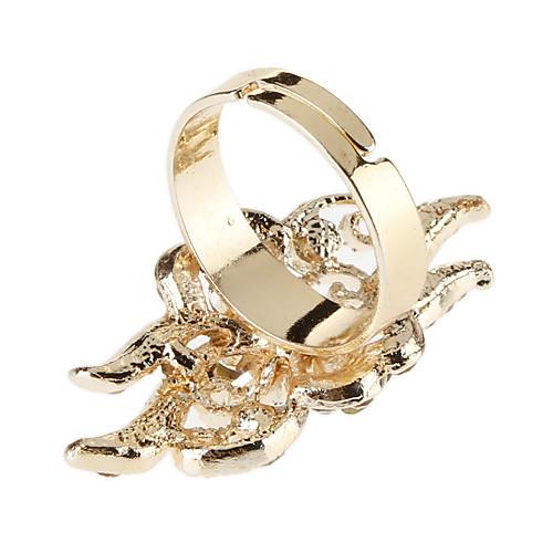 Настраиваемое кольцо  в форме цветка  102.000