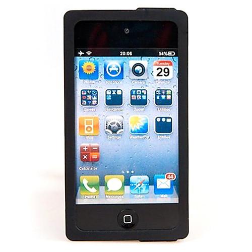 Лента Shaped Защитные Мягкая обложка силиконовый чехол для Ipod Touch 4  128.000