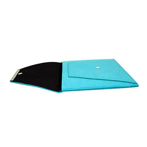 Голубой с цветочным мотиивом защитный кейс в виде конверта для  iPad 2/3/4  1073.000