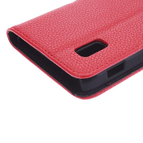 Личи зерна для всего тела Кожа PU защитный чехол для Google Nexus 4 (разных цветов)  364.000