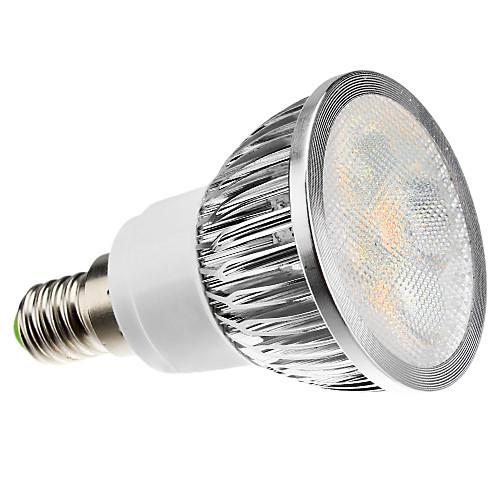 3W 260-300lm E14 Точечное LED освещение 4 Светодиодные бусины Высокомощный LED Диммируемая Тёплый белый Холодный белый Естественный белый цена