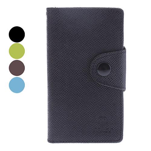 Microgroove зерна пу кожаный чехол для Sony Xperia J ST26i  343.000