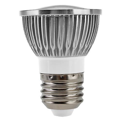 Светодиодные спот лампы, теплый белый свет (110-240V), E27 6W 48x2835SMD 580-650LM 2700-3500K от MiniInTheBox.com INT