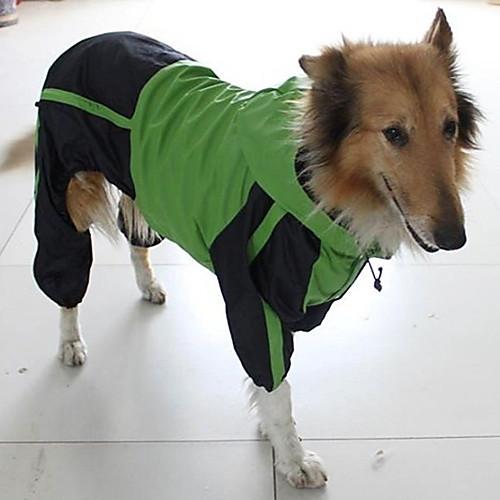 Западный стиль ветрозащитный водонепроницаемый плащ для собак  601.000