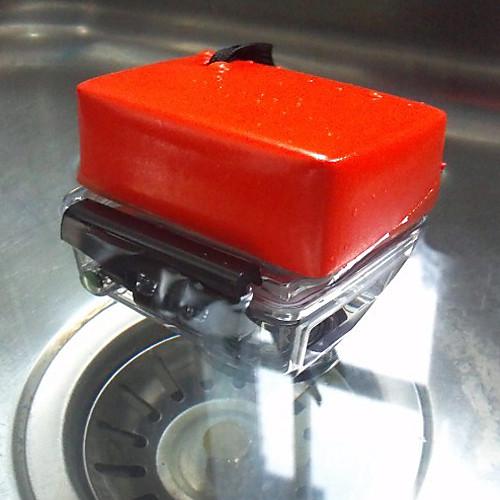 Приспособление для сохранения камеры GoPro наплаву  128.000