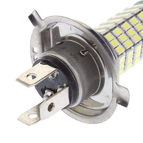 H4 4W 120xSMD3528 белый свет Светодиодные лампы для автомобилей Противотуманные фары (12)  171.000