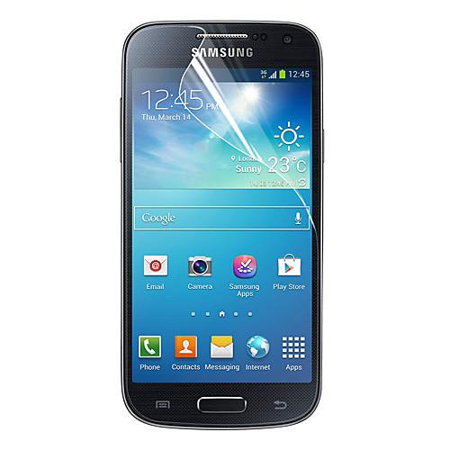 Защитная плёнка для экрана Samsung Galaxy для S4 Mini PET Защитная пленка для экрана Защита от царапин защитная пленка для samsung galaxy s4 mini inter step is sf sgs3minmt 000b201 anti fingerprint