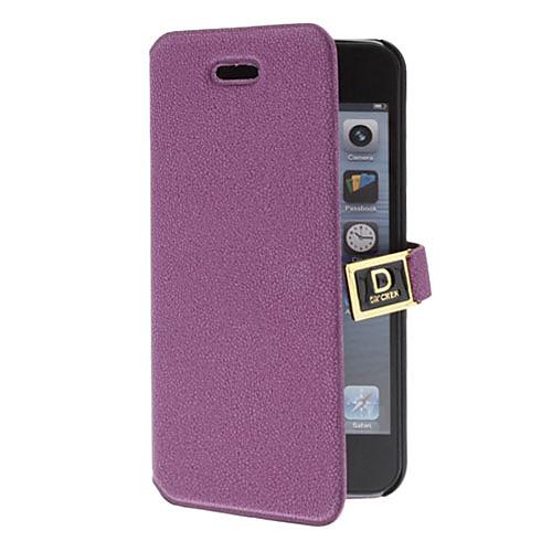Чехол с полной защитой для iPhone 5/5S с магнитной защелкой и слотом для кредитной карточкой  257.000